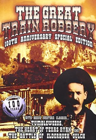 Railroad Movies
