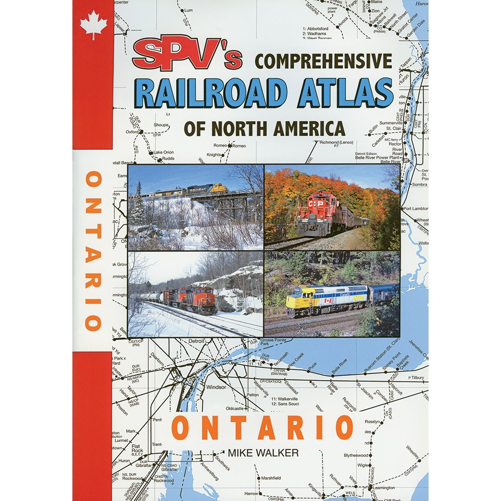 Steam Powered Video's Comprehensive Railroad Atlas Of